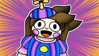 Minecraft Fnaf: Balloon Boy Long Lost Sister JJ (Minecraft Roleplay)