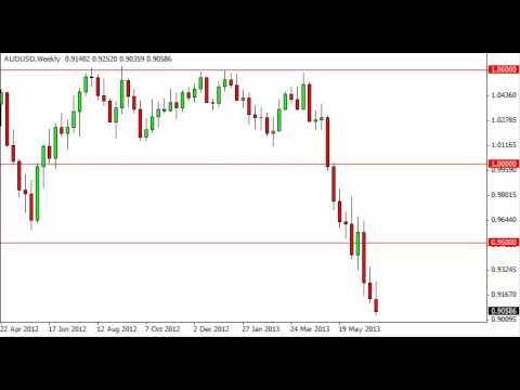 AUD/USD Forecast for the week of July 8, 2013, Technical Analysis