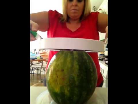Watermelon Slicer Watermelon Slicer/hard as Hell
