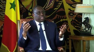 Dubai TV | Interview Macky Sall
