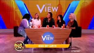 Diner Owner Defends Yelling At Toddler to Stop Crying -- The View Co-Hosts React