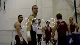 Stanford Men's Gymnastics 2013