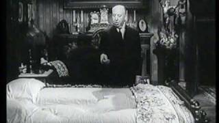 Alfred Hitchcock Psycho Trailer german - deutsch