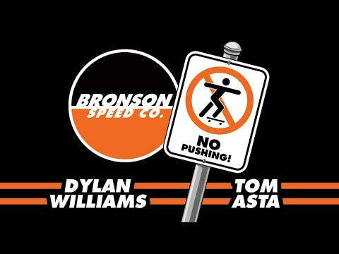 Tom Asta & Dylan Williams: No Pushing!