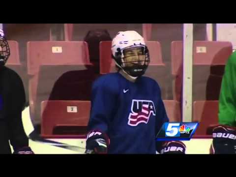 North American Hockey Academy well represented on U-22 national team