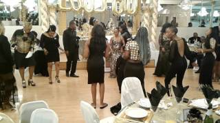 LOULOU KAPINGA LOWANGA BIRTHDAY CLIP..LOS ANGELES