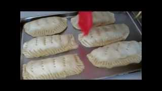 How to make Potato pastry
