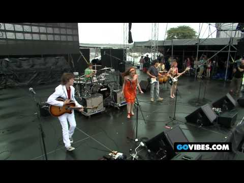 "School of Rock All Stars Perform The Rolling Stones' ""Loving Cup"" at Gathering of the Vibes 2012"