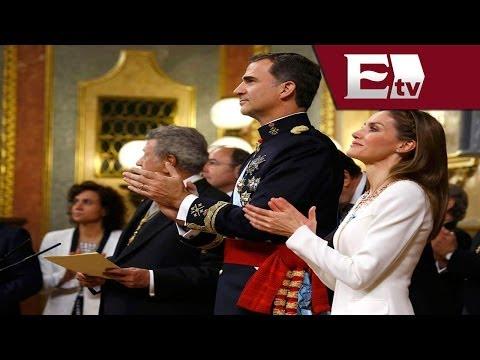 Felipe VI es proclamado rey de España / Vianey Esquinca