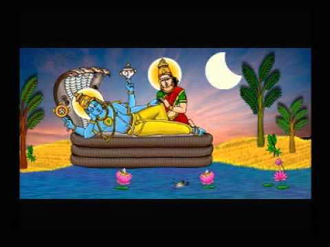 Venkateswara Suprabhatam video