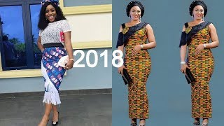 Latest African Fashion Dresses for Ladies 2018