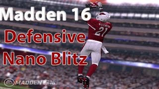 Madden 16: How To Stop Drag Routes! Completely Shut Them Down! Beginner Tips/Tricks!