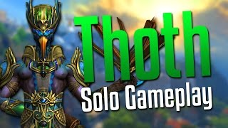 Smite: THAT ULTIMATE!- Thoth Solo Gameplay