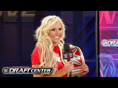 Women's Champion Charlotte offers her reaction to becoming a Raw Superstar: July 19, 2016