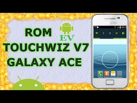 Rom TouchWiz Resurrection V7 Galaxy Ace S5830M/i/C/T/39i   Android Evolution