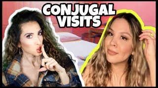 Conjugal Visits in Prison | Wife Explains Extended Family Visit (SPICY Q&A)