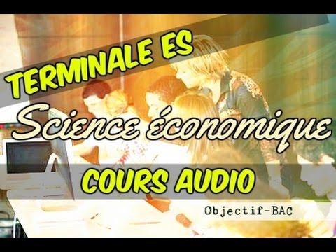 Cours Audio - SES Terminale ES - Quels sont les fondements du commerce international et de l'interna