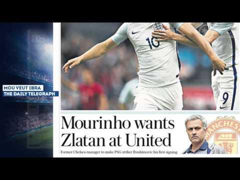José Mourinho à Manchester United ? Un salaire et un budget mercato hallucinants !