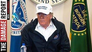 Trump Makes Fool Of Himself At Border