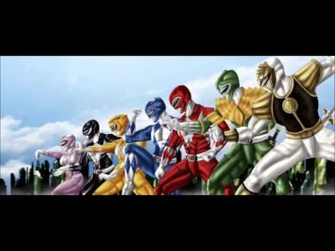 Mighty Morphin Power Rangers Theme (Hip Hop Remix)