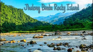 Jhalong Bindu | way to Rocky Island, Suntalekhola, Samsing | Jaldhaka Hydel Project
