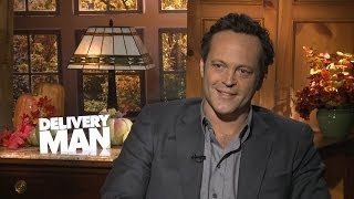 Vince Vaughn and Chris Pratt Bonded Over Being Parents | POPSUGAR Interview
