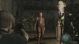 Mod Extreme condition Piece of cake versión HD - Resident Evil 4 - Parte 24