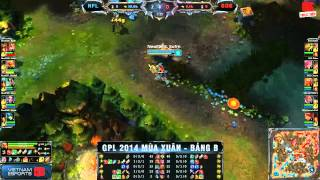 Video clip [28.02.2014] NFL vs SGS [GPL Xuân 2014]