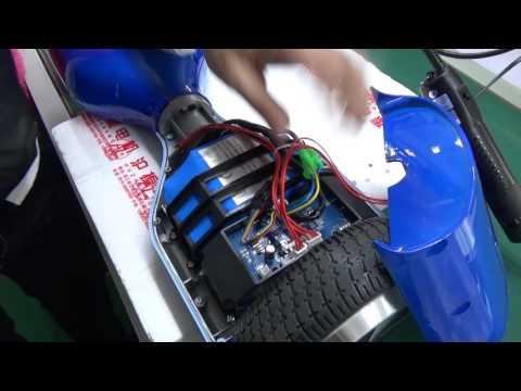 Smart balance wheel (гироскутер). Посещение фабрики