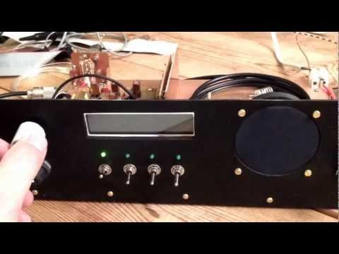 Home brew 80 meter SSB receiver