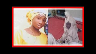 Breaking News | Dapchi: Rebecca, mother of Christian schoolgirl reveals message from daughter