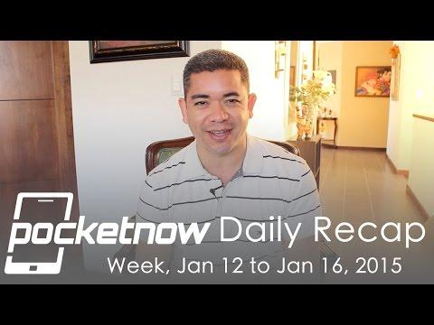 iPhone 6s camera, LG G Flex 2 price, Xperia future comments & more - Pocketnow Daily Recap