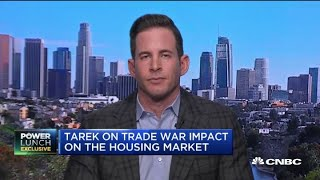 Homebuyers scared due to price drop speculation, says HGTV's Tarek El Moussa