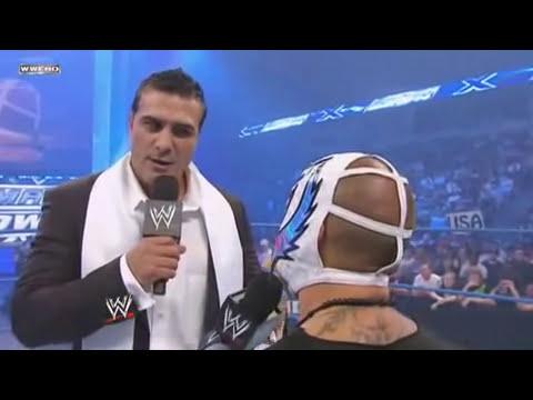 WWE Debut of Alberto Del Rio