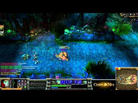(HD131) 3c3 Trolling style - League Of Legends Replay [FR]
