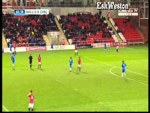 Chelsea U21's v Manchester United (A)