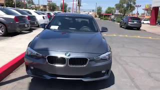 BUYING A CAR OFF BASE (BMW TEST DRIVE)