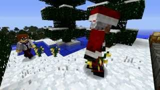 Kwiper rettet Weihnachten/Kwiper saves christmas Part 2|Trailer [Minecraft movie/English subtitles]