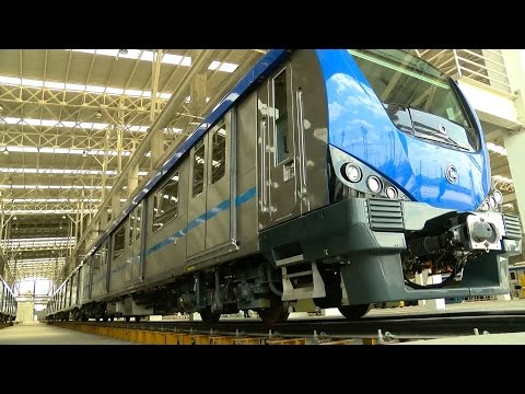 Chennai Metro Rail - Waiting for a Green Signal From J Jayalalithaa - Red Pix 24x7