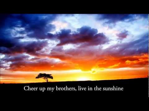 Josh Garrels - Farther Along (Motion Lyrics)