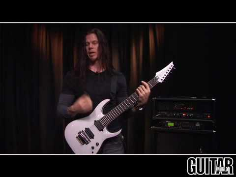 Chris Broderick This is How you Shred