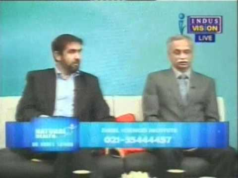 Natural Health with Dr. Abdul Samad, Topic: Controlling Bad Habits, on Indus Vision TV