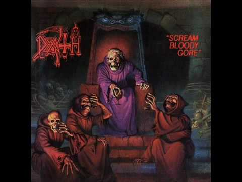 Death - Beyond The Unholy Grave