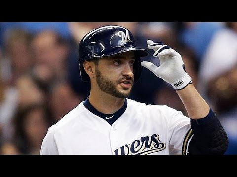 Ryan Braun First Half Highlights 2014
