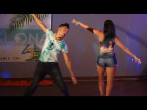 00099 ZLBF2016 Artistic Performance by Shahar and Ale Junior ~ video by Zouk Soul