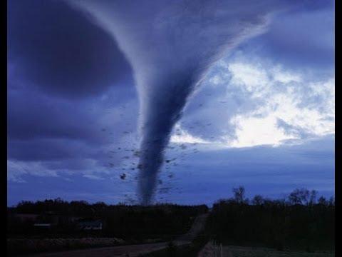 Maryland I-70 Hurricane Irene Footage