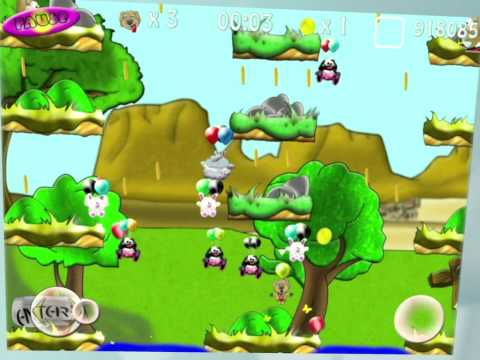 Balloon Loons Available on the App Store (June 2012) OFFICIAL TRAILER