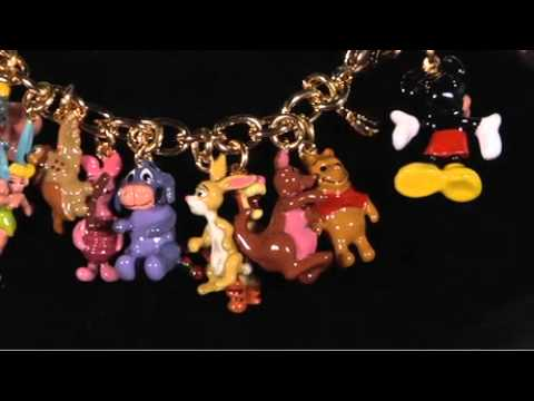 Ultimate Disney Charm Bracelet Youtube