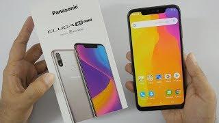 Panasonic Eluga X1 Pro Smartphone Unboxing & Overview