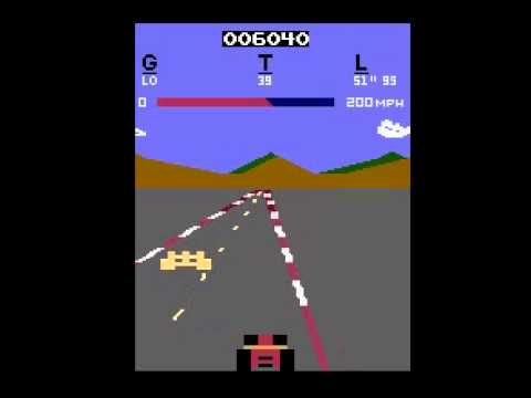 Pole Position - Vizzed.com GamePlay - User video